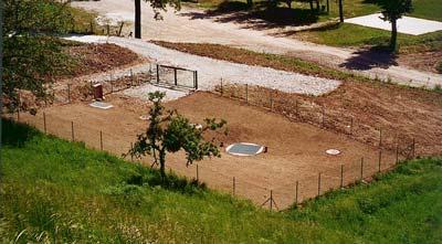 Les pré-traitement : Fosse septique toutes eaux, filtre pouzzolane, chasse automatique.